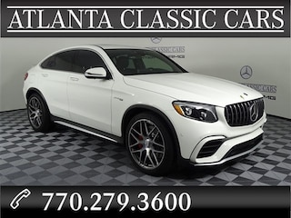2018 Mercedes-Benz AMG GLC 63 S Coupe GLC COUPE
