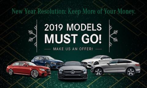 2019 Models Must Go!