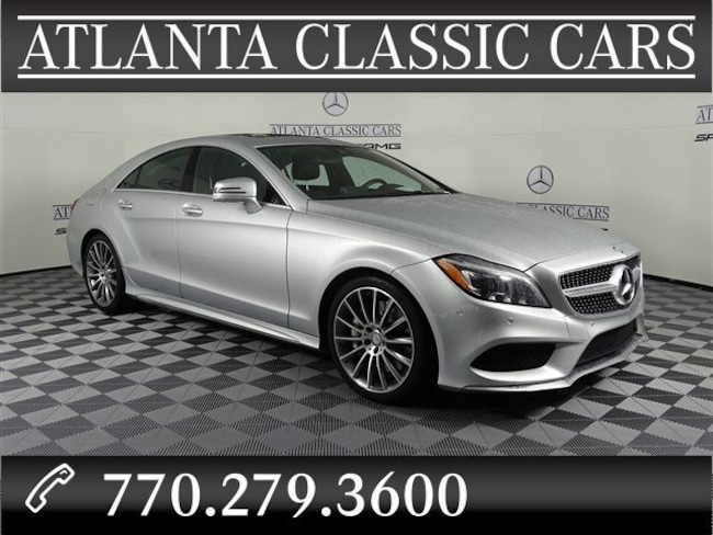 2016 Mercedes-Benz CLS 550 Coupe CLS COUPE