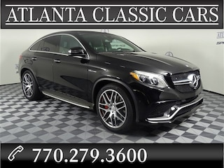 2016 Mercedes-Benz AMG GLE 63 S Coupe GLE COUPE
