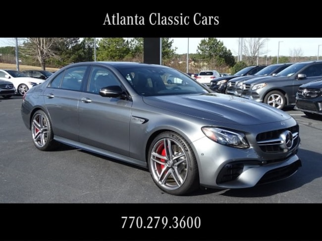 In Duluth, GA 2019 Mercedes-Benz AMG E 63 S 4MATIC Sedan