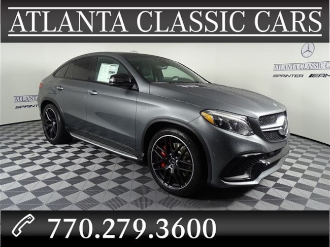 In Duluth, GA 2019 Mercedes-Benz AMG GLE 63 4MATIC SUV