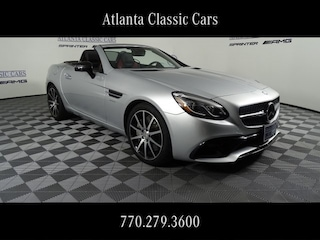 2017 Mercedes-Benz AMG SLC 43 Convertible