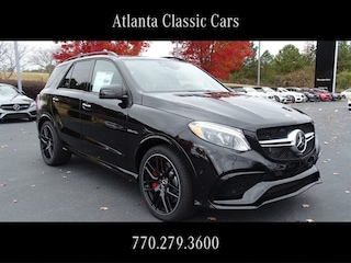 2019 Mercedes-Benz AMG GLE 63 S 4MATIC SUV in Duluth, GA