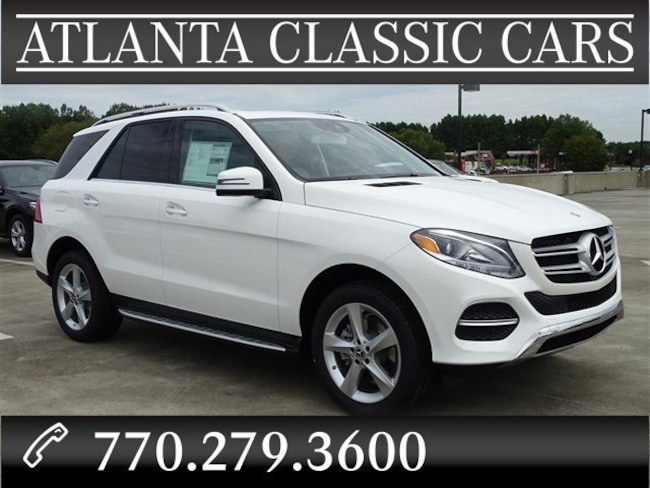 In Duluth, GA 2018 Mercedes-Benz GLE 350 SUV