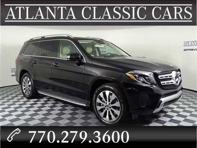 In Duluth, GA 2019 Mercedes-Benz GLS 450 4MATIC SUV