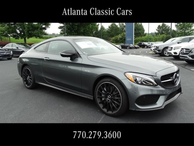 In Duluth, GA 2018 Mercedes-Benz AMG C 43 4MATIC Coupe