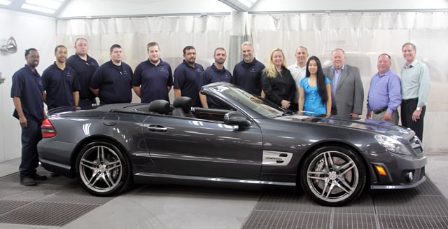 Mercedes benz collision repair atlanta classic cars for Mercedes benz auto body shop