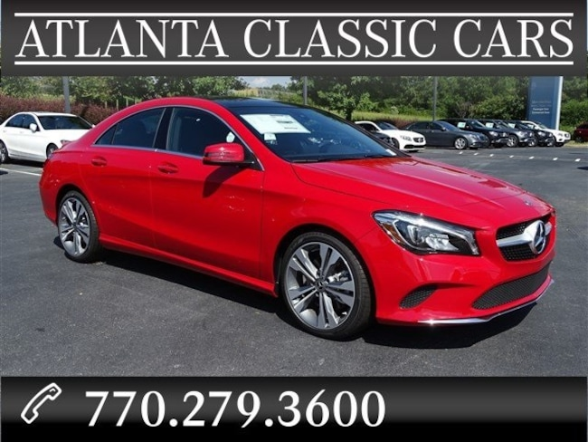 In Duluth, GA 2019 Mercedes-Benz CLA 250 Coupe