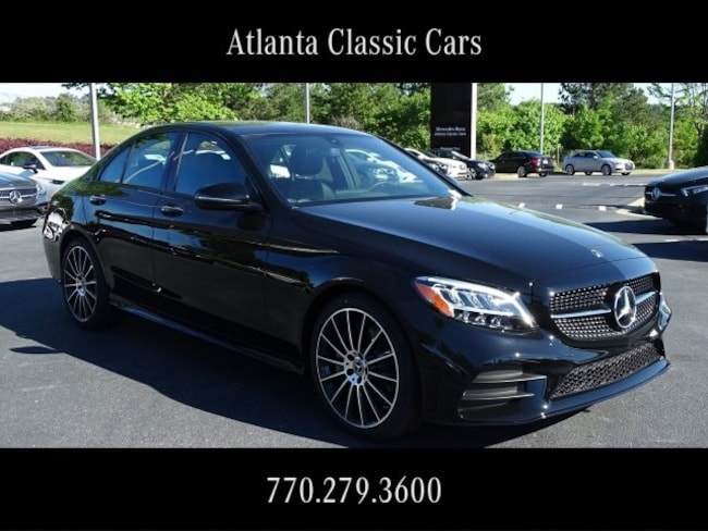 In Duluth, GA 2019 Mercedes-Benz C-Class C 300 Sedan