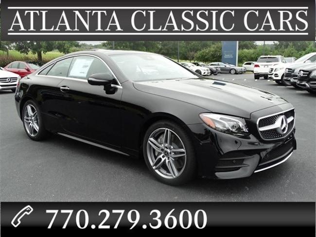 In Duluth, GA 2019 Mercedes-Benz E-Class E 450 Coupe