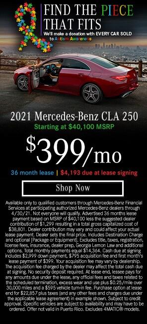 2021 Mercedes-Benz CLA 250 Models