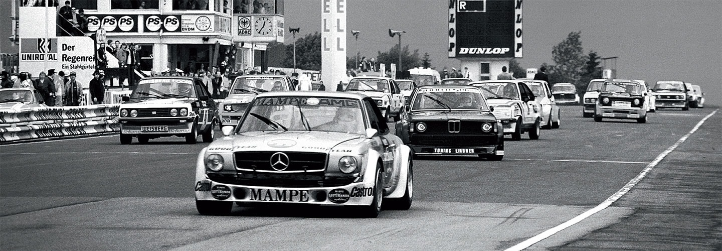 Mercedes-Benz and AMG® Winning Races
