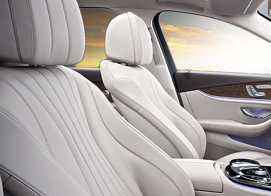 Mercedes-Benz Leather Seats
