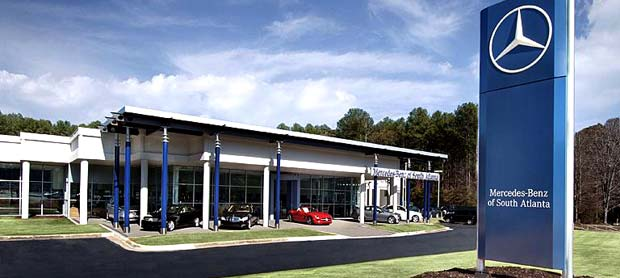 Mercedes-Benz of South Atlanta Dealership Photo in Atlanta Georgia