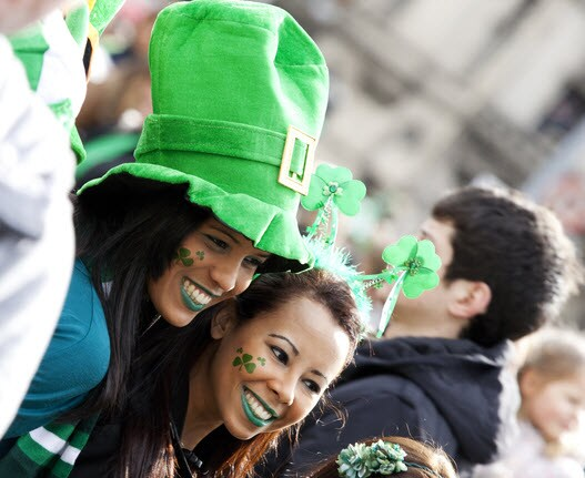 St. Patrick's Day Parade & Party