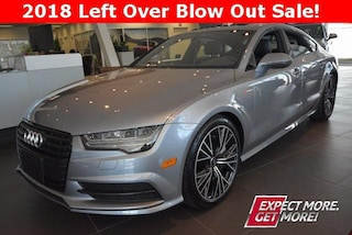 New  2018 Audi A7 3.0T Premium Plus Hatchback A18527 for Sale in West Islip, NY