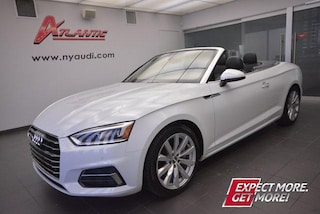 New  2018 Audi A5 2.0T Premium Plus Cabriolet A18678 for Sale in West Islip, NY