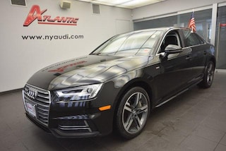 Used Luxury  2017 Audi A4 2.0T Premium Plus Sedan U6104C for Sale in West Islip, NY