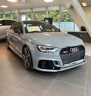 New  2019 Audi RS 3 2.5T Sedan for Sale in West Islip, NY