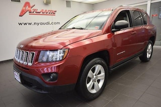 Used Luxury  2015 Jeep Compass Sport 4x4 SUV for Sale in West Islip, NY