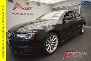 Used Luxury  2016 Audi A5 2.0T Premium Plus Coupe U5977P for Sale in West Islip, NY