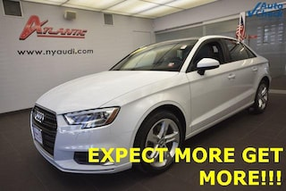 Certified Pre-Owned 2018 Audi A3 2.0T Premium Sedan for Sale in West  Islip, NY