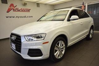 Used Luxury  2016 Audi Q3 2.0T Premium Plus SUV for Sale in West Islip, NY