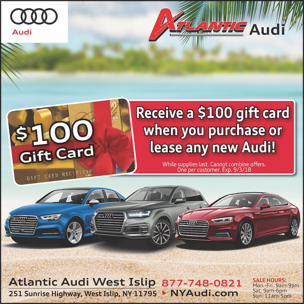 $100 Gift Card With Your Lease Or Purchase