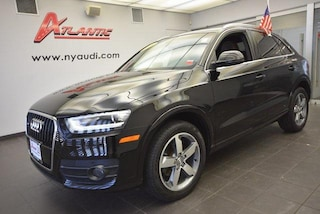 Certified Pre-Owned 2015 Audi Q3 2.0T Prestige SUV for Sale in West  Islip, NY