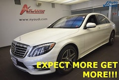 Used  2015 Mercedes-Benz S-Class S 550 4MATIC Sedan for sale in West Islip, NY