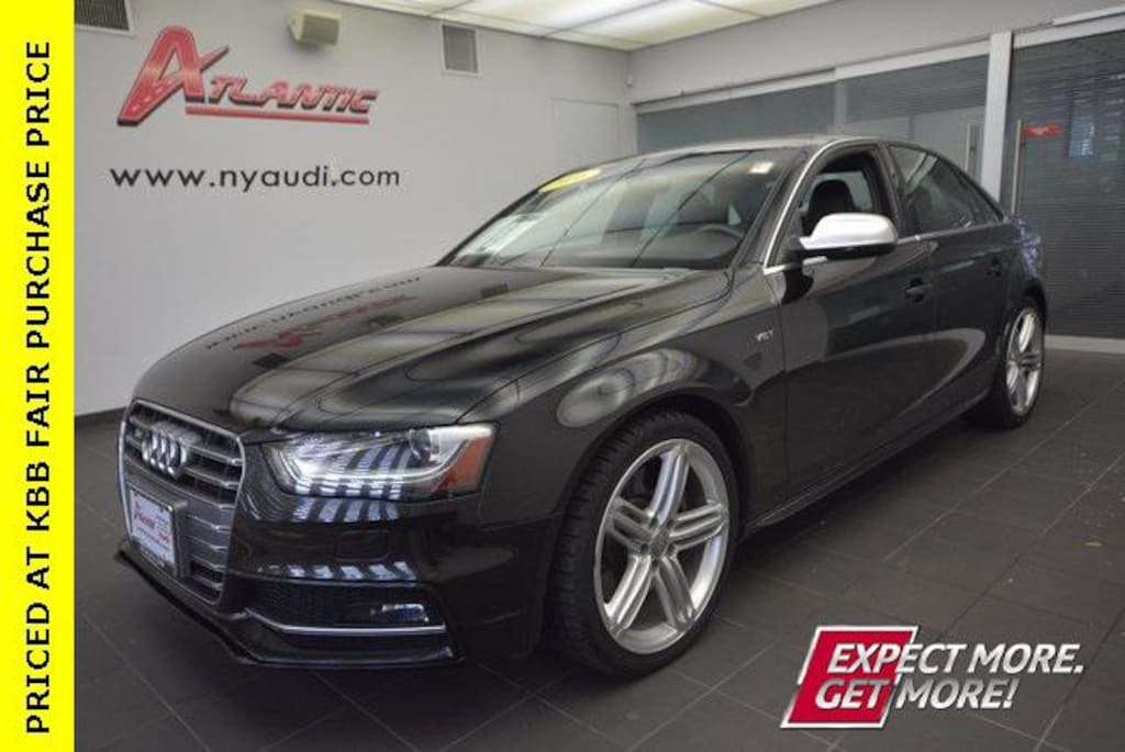 Used 2016 Audi S4 For Sale | Long Island | WAUBGAFL8GA008277