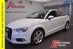 Used  2018 Audi A3 2.0T Premium Sedan for sale in West Islip, NY