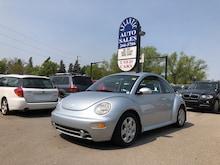 2003 Volkswagen New Beetle GLS Coupe