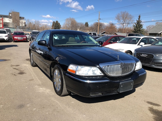 Used 2003 Lincoln Town Car For Sale at Atlantic Auto Sales | VIN