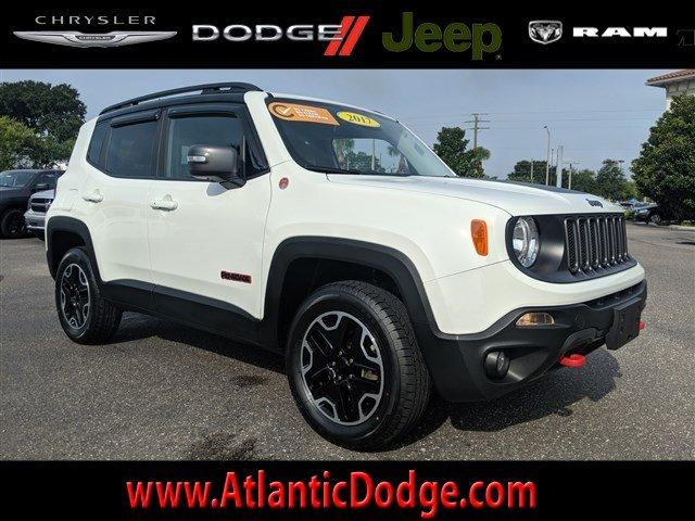 2017 Jeep Renegade Trailhawk 4x4 Trailhawk 4x4
