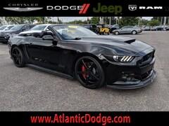 2015 Ford Mustang V6 Convertible Convertible