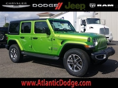 2018 Jeep Wrangler UNLIMITED SAHARA 4X4 Sport Utility for Sale Near Jacksonville FL