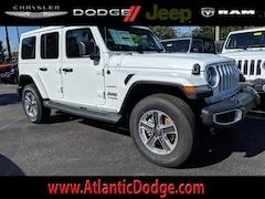 2019 Jeep Wrangler UNLIMITED SAHARA 4X4 Sport Utility for Sale Near Jacksonville FL