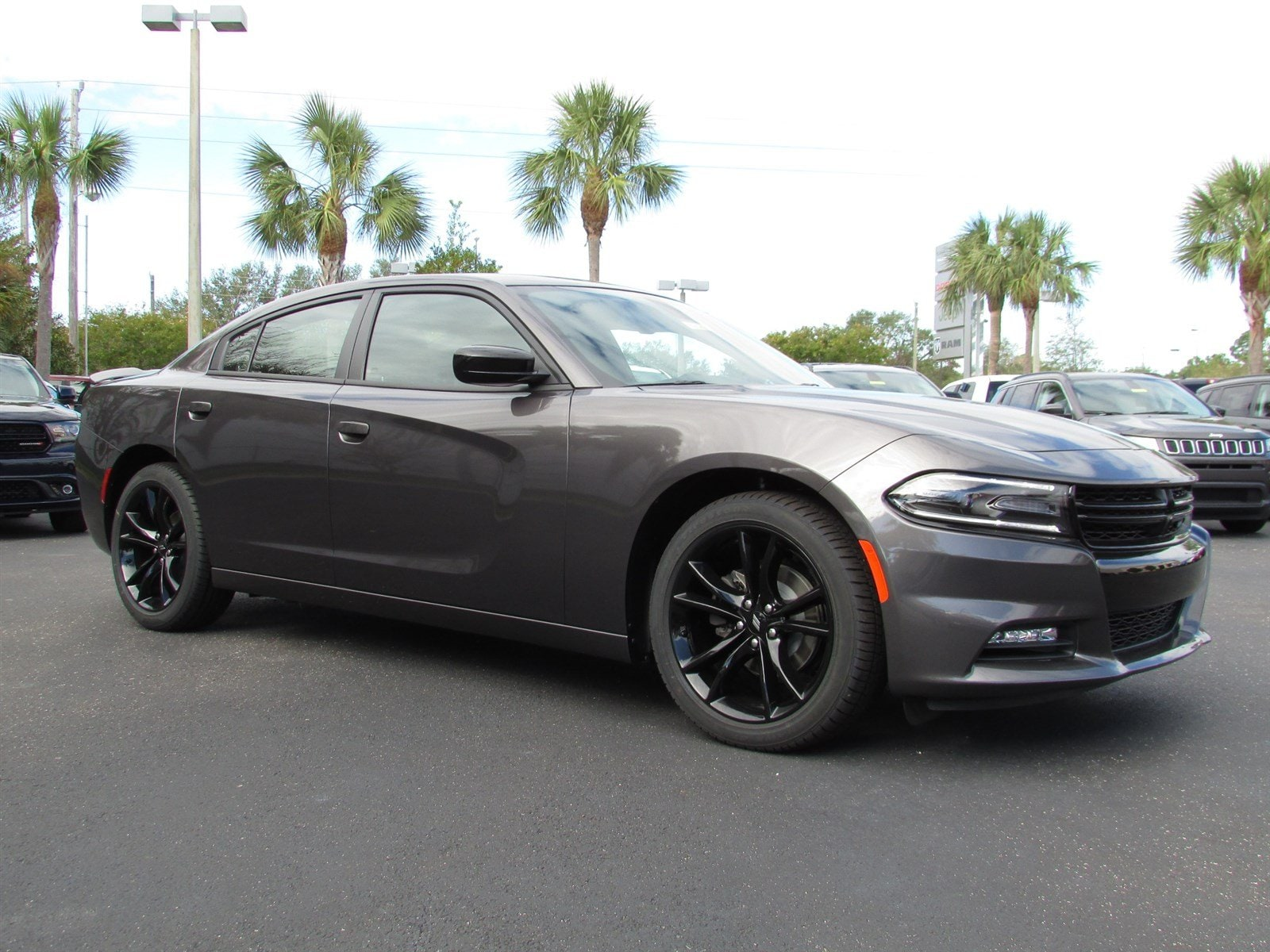 Used 2018 Dodge Charger Sxt Plus With Blacktop Pkg For Sale In St