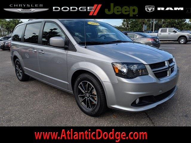2018 Dodge Grand Caravan Wagon