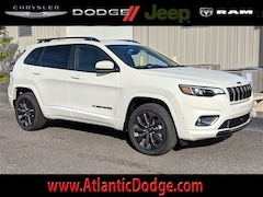 2019 Jeep Cherokee HIGH ALTITUDE 4X4 Sport Utility in St Augustine FL