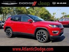 2018 Jeep Compass LIMITED FWD Sport Utility for Sale in St Augustine FL