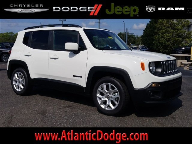 2018 Jeep Renegade LATITUDE 4X2 For Sale In St Augustine, FL |  ZACCJABB4JPH74620