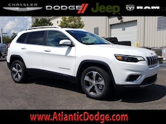2019 Jeep Cherokee LIMITED FWD Sport Utility in St Augustine FL