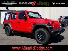 2018 Jeep Wrangler UNLIMITED SPORT 4X4 Sport Utility for Sale in St Augustine FL