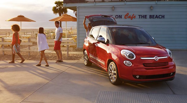 2017 FIAT 500L available near Atlantic City
