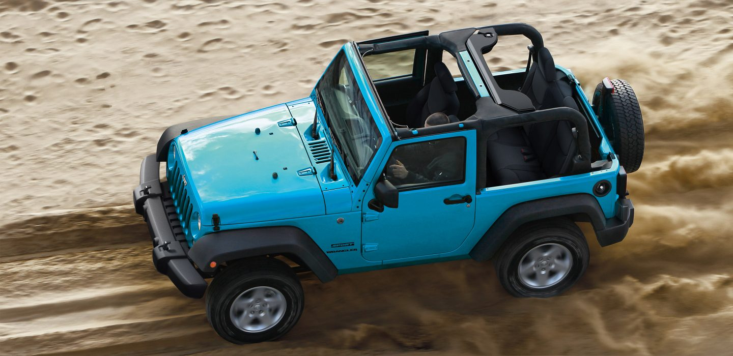 Jeep Wrangler service in South Jersey