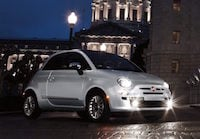 2017 FIAT 500 near Atlantic City