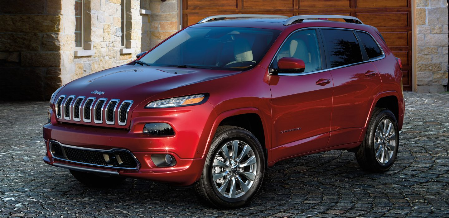 2017 Jeep Cherokee in South Jersey